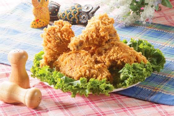 爆料雞排 卡啦炸雞 美式炸雞