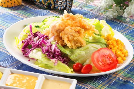 爆料雞排 雞米兒沙拉